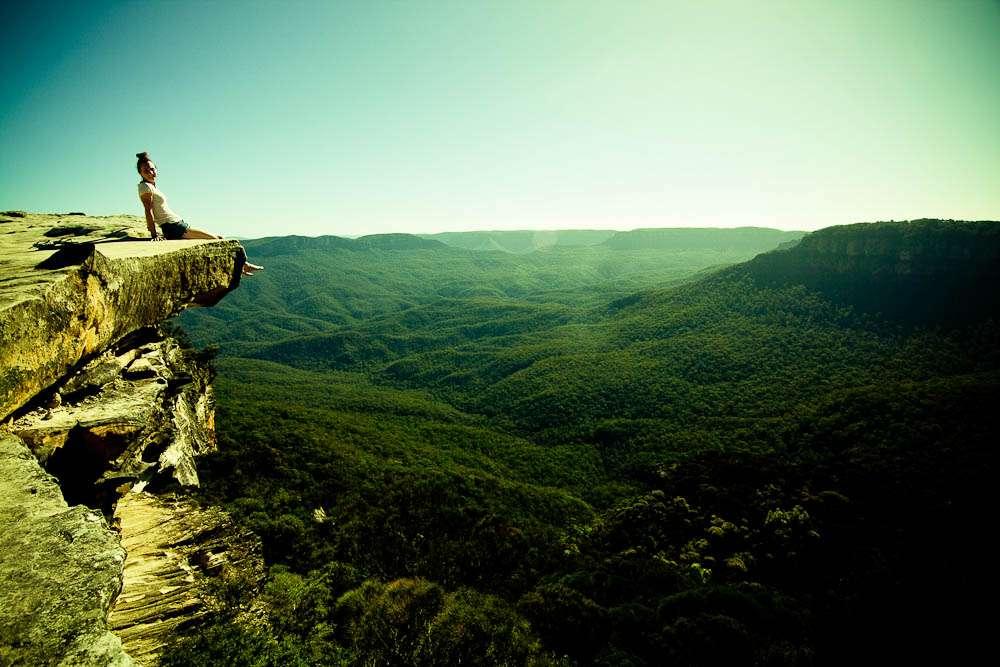 Blue Mts - Flat Rock-0507