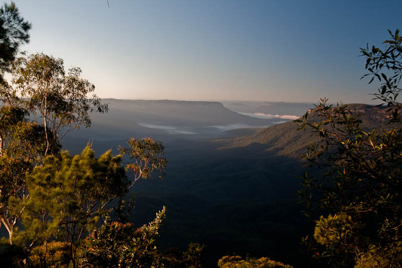Blue Mts Sunrise-2950