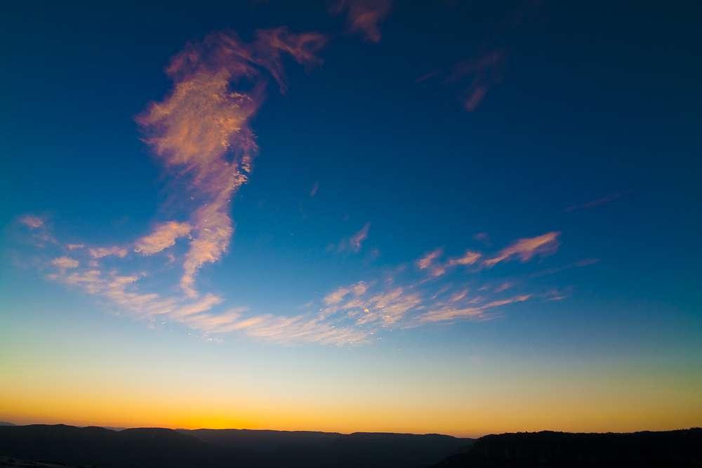 Flat Rock Sunset-5835
